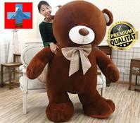 Gigantischer Plüsch Bär Teddy Stoffbär Plüsch Tier Kuscheltier Teddy Teddybär Geschenk 210cm XXL Kinder Freundin