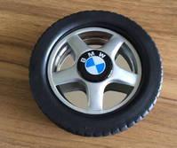 BMW Auto Aschenbecher Reifen Rauch Raucher Fan Geschenk