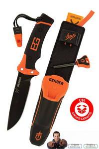 Gerber Bear Grylls Ultimate Pro Fixed Blade Messer Outdoor Jagd