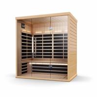 """Infrarot Sauna Helo Sun S Typ 2 """" Pavillon """""""