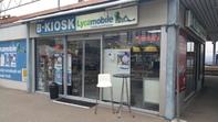 Kiosk zu vermieten