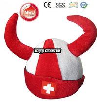 Schweiz CH Swiss Switzerland Fan Hörner Fussball Tennis Hockey WM EM Party
